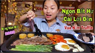 Chấp Nhận Giá Trên Trời Ăn Thử Bò Kobe Wagyu & Nấm Truffle Kim Cương Đen Của Nền Ẩm Thực #482