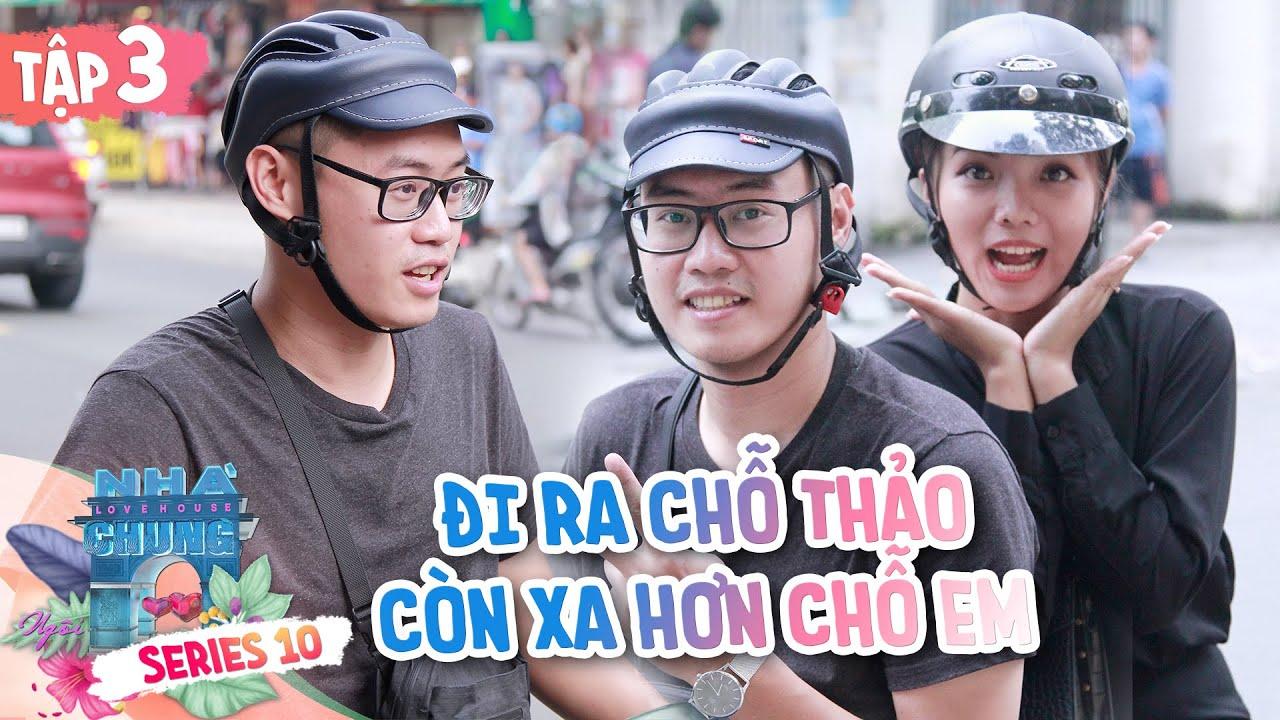 Ngôi Nhà Chung–Love House | Series 10–Tập 3: Đưa  2 em đi xa, trên con xe tay ga