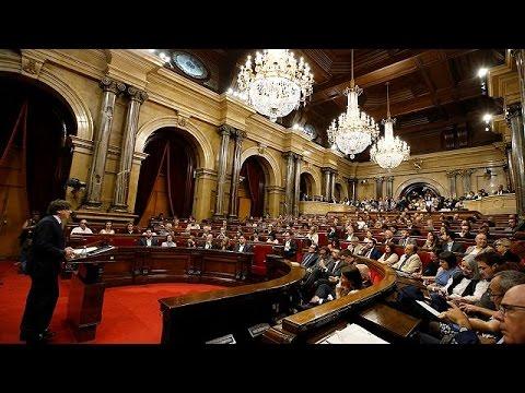 Επιμένει στη διεξαγωγή δημοψηφίσματος ο πρόεδρος της Καταλονίας