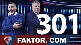 FAKTOR #301: PLAČAJ IN UMRI (Marko PAVLIŠIČ, Mag. Ivan SIMIČ)