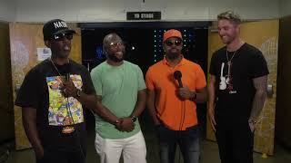 Brett Young And Boyz II Men CMT Awards Interview
