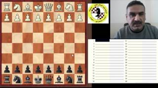 Learn Chess in Kurdish – 02 Writing Moves