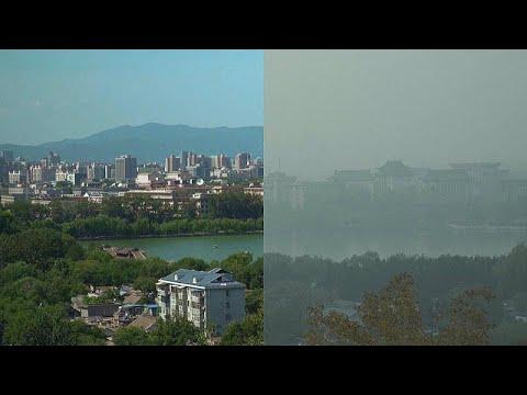 العرب اليوم - شاهد: فجوة انبعاث غازات الاحتباس الحراري تُعد الأكبر هذا العام