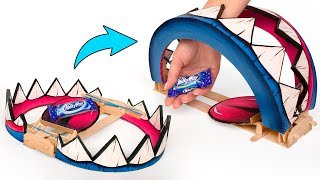 How To Make A Rat Trap From Cardboard