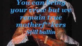 2 pac- still ballin [Nitty Remix]