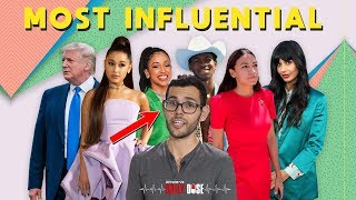 25 Most Influential People Of 2019 Is Unbelievable