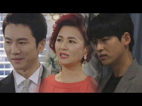 '얼간이' 박진우, 김혜선 미행 中 본인 뒷담화에 '꿈틀' @수상한 장모 18회 20190613