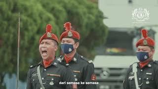 Perbarisan Sempena Peringatan Hari Polis ke-214 Tahun 2021 pada 25 Mac 2021
