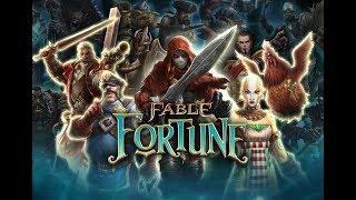 Fable Fortune - Stream: Saturday Night Knight