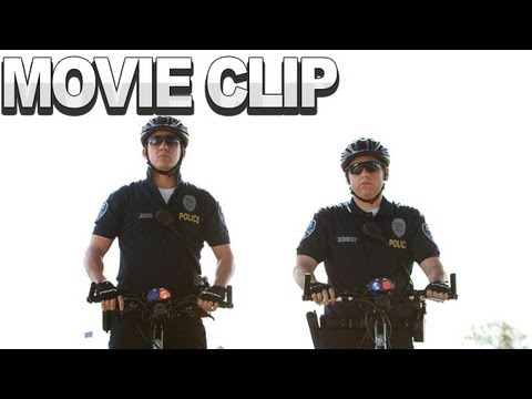 21 Jump Street Red Band Clip 'Shoe Store'