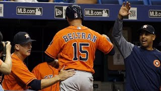 Hinch, Cora, Beltran at center of Astros scandal