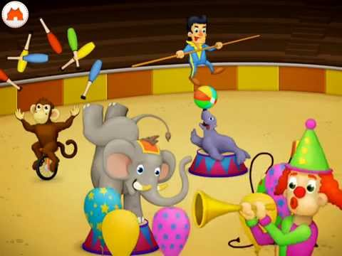 Video of Fun at the circus lite
