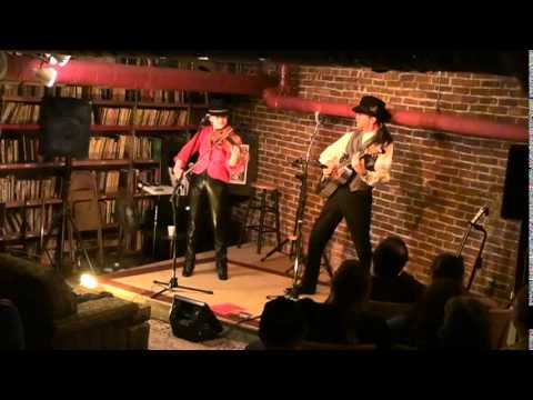 "Delta Duo--""Preachin' the Blues"""