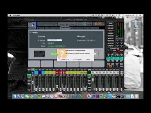 Behringer X32 App With BCF2000 Fader Control (Full Setup Guide X32