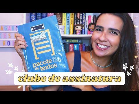 PACOTE DE TEXTOS - CLUBE DE ASSINATURA | Ana Carolina Wagner