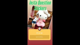 How to use Instagram Question Sticker in Insta Stories