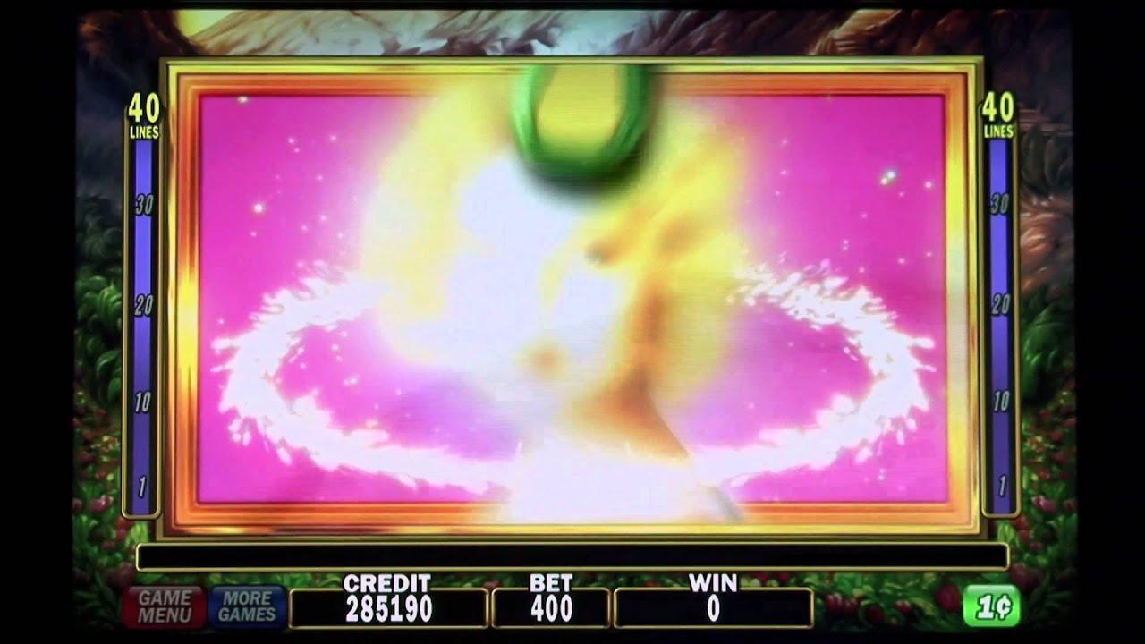 Golden Goddess från International Game Technology
