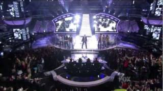 Adam Lambert  -   She is a maniac  -  Top 7 Results - 15/04/09