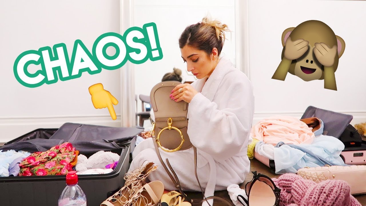 PACK FOR PARIS WITH ME | Amelia Liana
