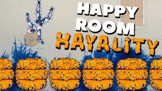 Death By 1,000,000 Needles Is Hayality In Happy Room Dungeon