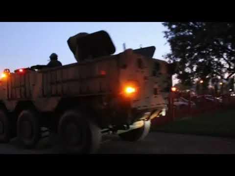Iveco envía a Argentina un blindado Guaraní para ser evaluado por el Ejército