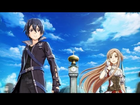 Видео № 1 из игры Sword Art Online: Hollow Realization [PS Vita]