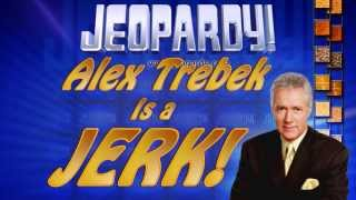 Alex Trebek Under Fire for Insulting 12 year old child on Jeopardy!