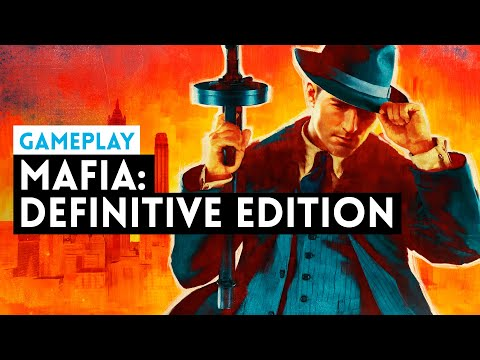 Gameplay de Mafia Definitive Edition
