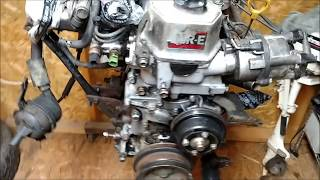 OLDER TOYOTA 22R TIMING CHAIN OR TIMING COVER INSTALL - Most Popular