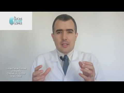 Tratamento da medicina de prostatite aguda em homens