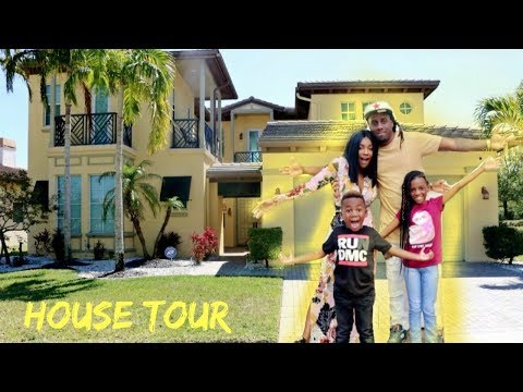 PANTON SQUAD OFFICIAL NEW HOUSE TOUR