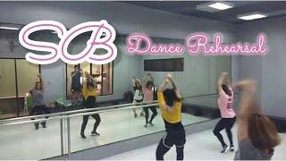 SEXBOMB GIRLS DANCE REHEARSAL! GET GET AWWW! | GORGEOUS JOHLAN