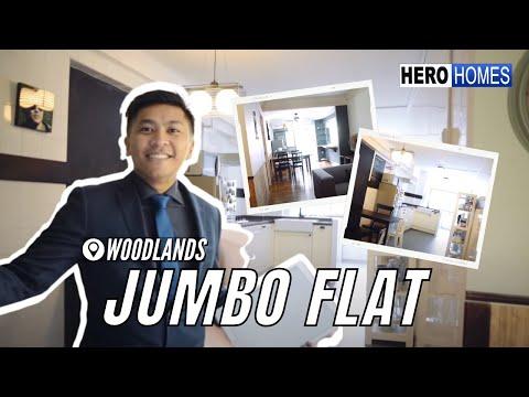 6 Bedroom HDB Flat? Huge Jumbo HDB Flat for Sale by HDBHero.