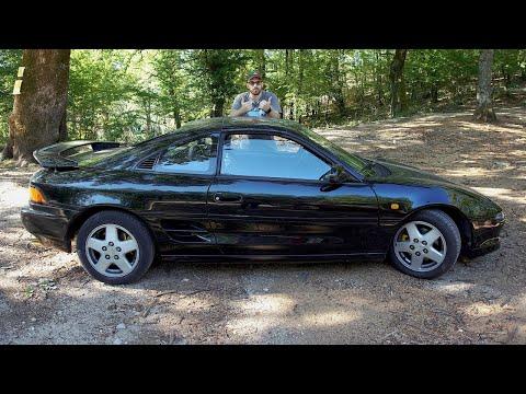 Toyota MR2 da 1800€ Salvata e Rimessa su Strada!   (Episodio 1) MR2 - PROJECT *001*