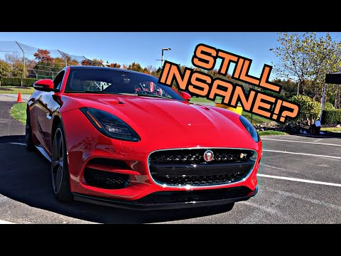 2018 Jaguar F-Type R - Is It The Best GT Sports Car You Can Buy?