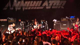 Annihilator-70000 Tons of Metal 2015 -Fun Palace