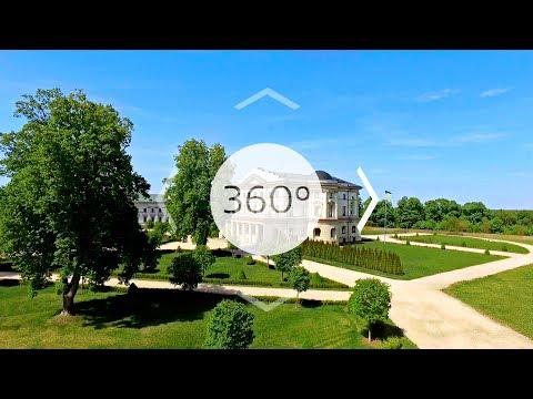 Батуринський палац Розумовського. Моя країна 360