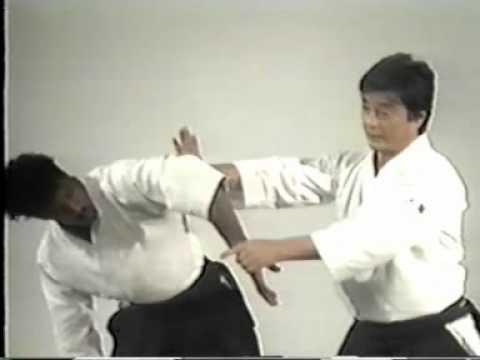 Aikido - 7Th Dan Yoshimitsu Yamada - Instructional Video.mpg