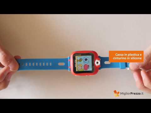 SmartWatch per Bambini 4-9 Anni AGPTEK W6 Video Recensione