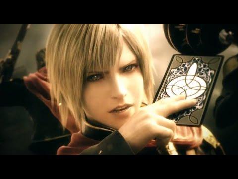 Trailer de Final Fantasy Type-0 HD