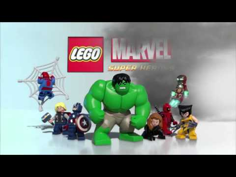 Видео № 1 из игры LEGO Marvel Super Heroes [PS3]