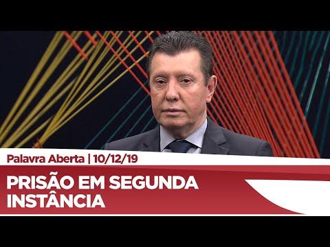 José Nelto fala sobre prisão em segunda instância