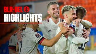 Belarus 0-1 Belgium Pekan 6