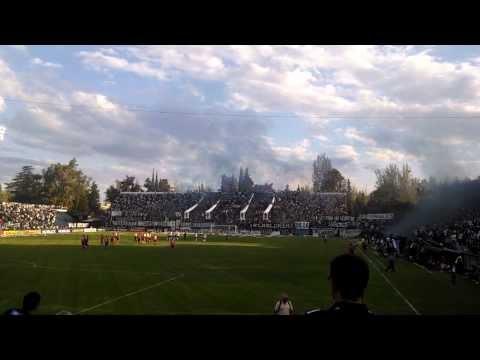 """""""La banda leprosa ya llego"""" Barra: Los Caudillos del Parque • Club: Independiente Rivadavia"""