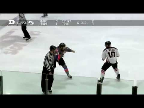 Craig Simchuk vs. David Higgs