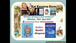 Kat Kanavos Show: Dreams and Dreaming!