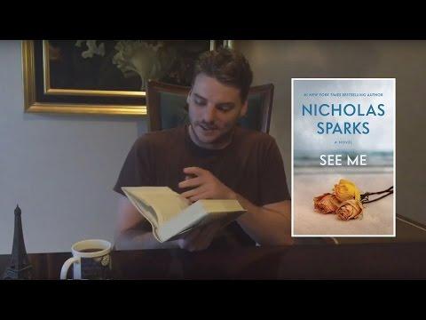 """""""See Me,"""" Nicholas Sparks – Review [LastBossMonster]"""
