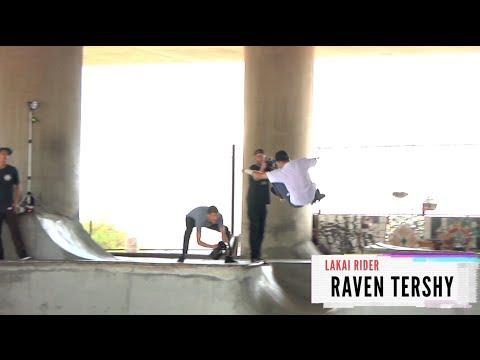 Raven Tershy: Lakai x Zumiez