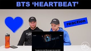 BTS ' HEARTBEAT (BTS WORLD OST)'  |  REACTION