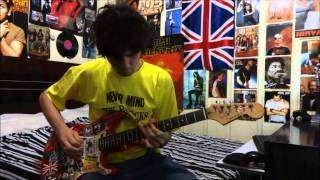 JOEY RAMONE-Going Nowhere Fast-guitar cover